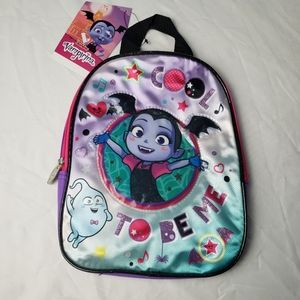 Disney Vampirina kids backpack NWT